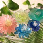 【満席】ワークショップのお知らせ 2019/8/25「プラバンでお花の耳飾りづくり」at 西武渋谷サンイデー