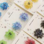 【委託販売のお知らせ】ca*n*owFOREST「春の贈り物展」2021/03/04-04/05
