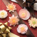 ワークショップのお知らせ:11/13「お花のプラバンアクセサリーをつくろう」